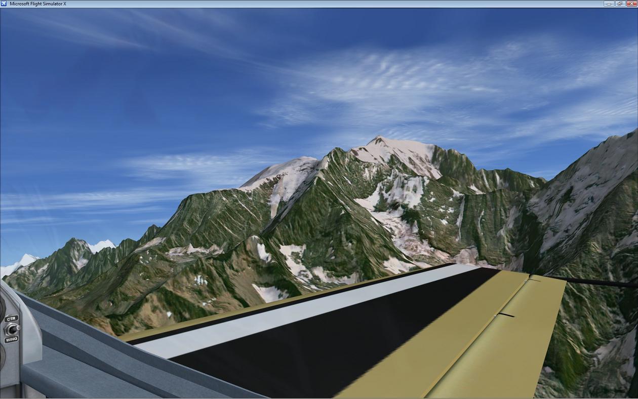 voici quelques vues d un vol de grenoble le versoud